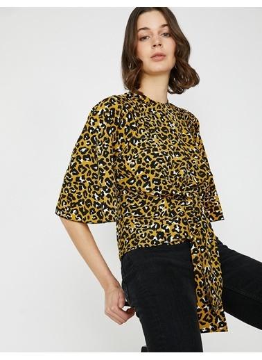 Koton Bluz Sarı